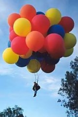 Helium fun!