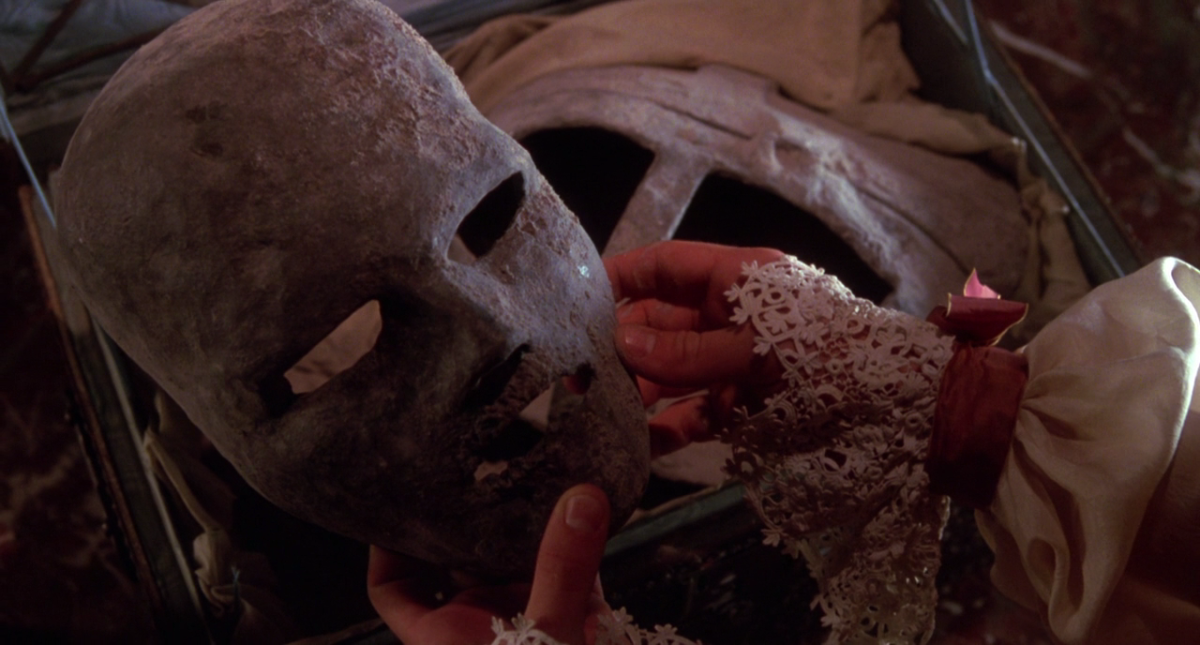 The man in the iron mask.. existed!