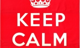 The original Keep Calmposter